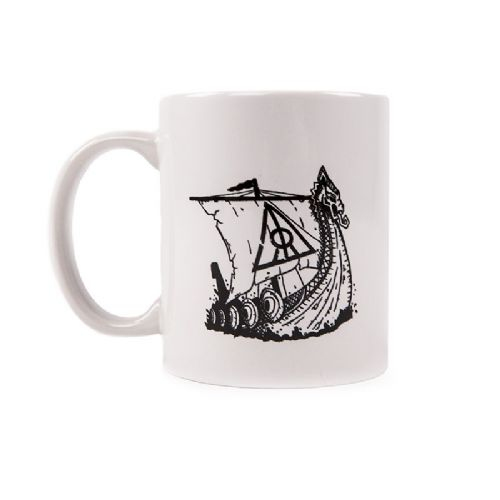 Relic Viking Mug White